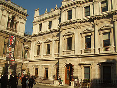 Royal Society of Chemistry, Burlington House