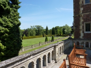 Madingley Hall, Cambridge - venue for the RSP summer school