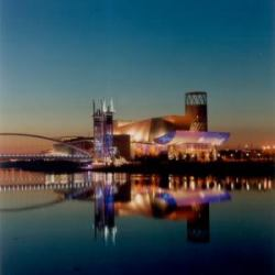 The Lowry, Salford Quays