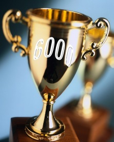 6000 AwardCup