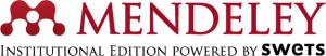 Mendeley Institutional Logo