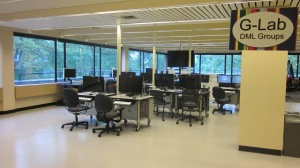 Digital Media Lab at the University of Virginia Library